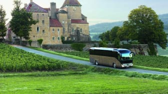 """Iveco Magelys kronet som """"International Coach of the Year 2016"""