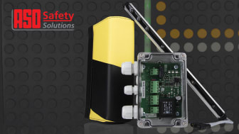 ASO Safety Solutions - Ny leverantör inom maskinsäkerhet