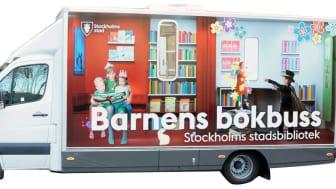 Sjöstedt (FP): Biblioteket kommer till stranden i sommar
