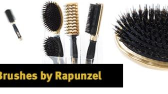 Rapunzel lanserar ny kollektion hårborstar