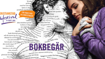 Kristianstad Bokfestival presenterar årets tema