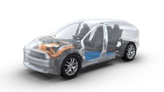 Subaru kommer med en fuldt elektrisk bil