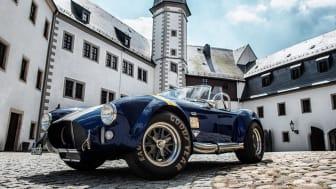 Rallye Elbflorenz 2018 mit Zwischenstop in MZ-Stadt Zschopau Schloss Wildeck /Foto_carpixx.de
