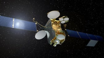 Photo credit : EUTELSAT 172B artist view (Airbus Defence and Space)