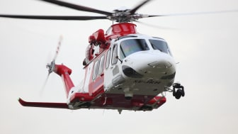 Sjöfartsverket har sju räddningshelikoptrar på fem baser i Sverige.