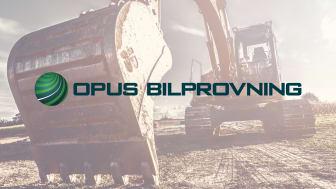Opus är nu en av få helhetsleverantörer av besiktningstjänster för fordon i Sverige.