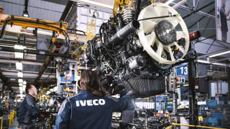IVECO plant in Madrid