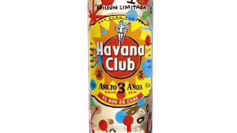 Havana Club Añejo 3 Años lässt mit der Limited Edition die Herzen höher schlagen