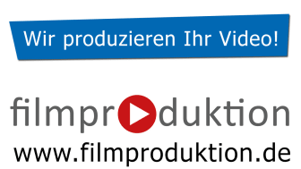 Filmproduktion? Wir produzieren Ihr Video! © Deutsche Messefilm & Medien GmbH