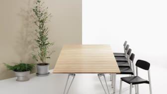 Attach Outdoor och Penne stol, ny design från Lammhults
