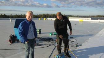 Lennart Johansson har varit TIB-auktoriserad i nästan 20 år