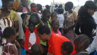 "Südsudan: Gerettet aus der ""Todeszone"" / SOS-Kinderdorf geplündert"