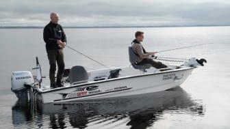 Nya 460 Fishing och 460 Flexibel kommer visas upp från Micore i Lidköping.
