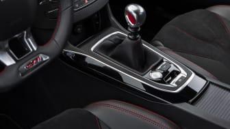 308 GTi by PEUGEOT SPORT på svensk mark