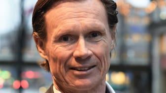 Johan Rittner, General Manager IBM Sverige. Foto: IBM