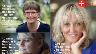 Byrån DET Sthlm gör det igen – släpper pro-bono-filmer för CancerRehabFonden där kända sport- och hälsoprofiler talar ut om sin cancer