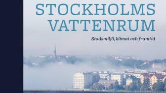 Stockholms vattenrum - omslag