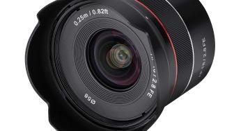 18 mm Brennweite, Autofokus, und nur 170 Gramm schwer: Samyangs neues AF 18 mm F2,8 FE liefert schöne Bilder für Vollformatkameras mit Sony E Mount.