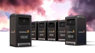 AstraZeneca i Södertälje väljer smarta soptunnor från Bigbelly