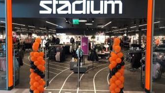 Stadium C4 öppnar den 20 september 2018. Foto: Stadium.
