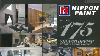 Evorich Flooring Featured on Nippon Paint Designers of Choice 2013 Magazine