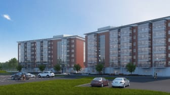 Lulebo släpper ytterligare 60 lägenheter för intresseanmälan till Bergnäsets trygghetsboende.