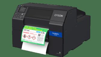 Epson ColorWorks C6550P Label Printer