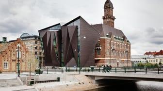 Tyréns står bakom konstruktionen av Årets stadsbyggnadsvinnare 2015