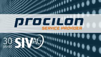 SIV.AG ist jetzt Service-Provider der procilon GROUP