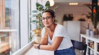 Vanessa Meyer, marknadschef på Telavox, har över tio års erfarenhet av it-branschen och vill förändra bilden av tech-bolag.