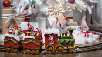 Rustas julenyheter gjør det enkelt å skreddersy juletreet, dekorasjoner, tekstiler og belysning etter din favorittstil.