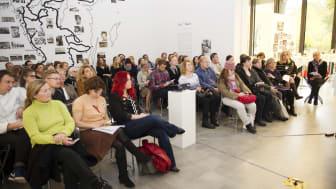 Pressträff om svenska charkuterier på Sven-Harrys konstmuseum