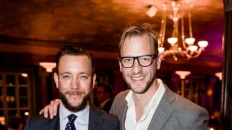 Årets Grundare Öst Jens och John Patrick Berlips, grundare av ApoEx