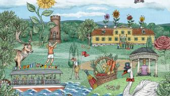 Illustration Villa Baro