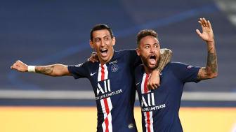 Kan Angel Di Maria og Neymar Jr skyte Paris Saint-Germain til sin første UEFA Champions League-tittel? FOTO: Ritzau Scanpix