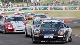 Kalendern klar för Porsche Carrera Cup Scandinavia 2012