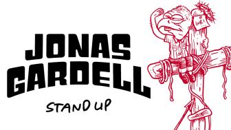 Jonas Gardell på stand up-turné i höst