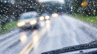 Midsommarvädret – ökar risken för trafikolyckor