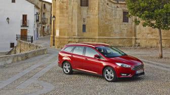 Nye Ford Focus - enda mer bil for pengene