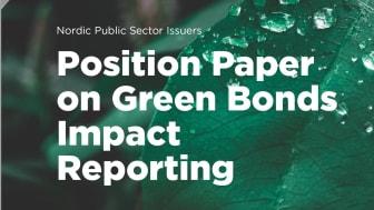 Den tredje utgåvan av Nordic Position Paper innehåller en reviderad emissionsfaktor för elektricitet och rapporteringsrekommendationer avseende EU Green Bonds Standard.