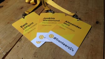 Fronteers 2014 – The Day That Never Ended