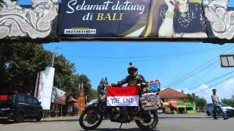Selamat Datang di Bali, Marc