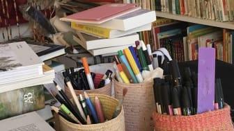 """""""Det är angeläget för Bild och form att ge Dalarnas formgivare, designers och konstnärer en ökad möjlighet att utveckla sin profession och att stå redo när covid-19 förhoppningsvis är över, säger Anette Stengård, verksamhetschef Bild och form."""