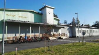 Förskolan Meijumäki i staden Pori är en av byggnaderna som ska kopplas till Nuukas molnbaserade AI lösning