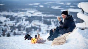 Lugn och ro i Lappland toppar lista i Holland!