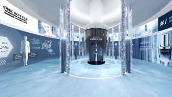 Lancôme lanseeraa ensimmäisen virtuaalisen Advanced Génifique Flagship-myymälän