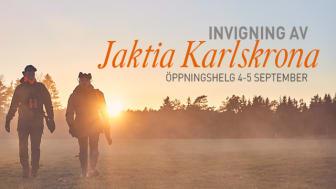 Jaktia öppnar ny butik i Karlskrona!