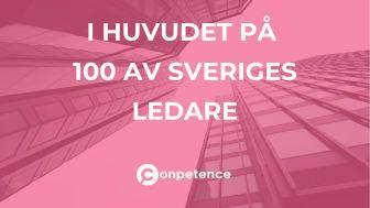 Rapportsläpp: I huvudet på 100 av Sveriges ledare