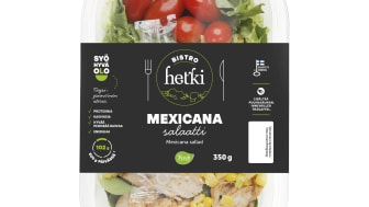 Hetki Mexicana-salaatti