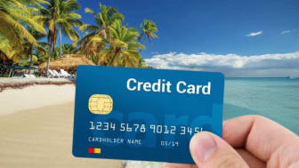 Credit card.  Still currently the best way to pay for peace of mind